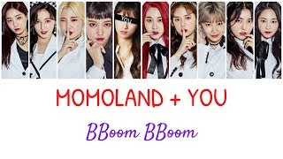 MOMOLAND + You (10 members) - BBoom BBoom