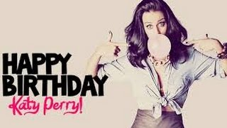 (NEW) Katy Perry - Birthday Lyrics with mp3 download