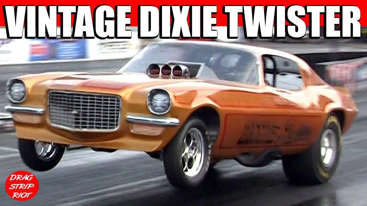 2013 Funny Car Drag Racing Nitro Nostalgia Fuel And Gas Drags