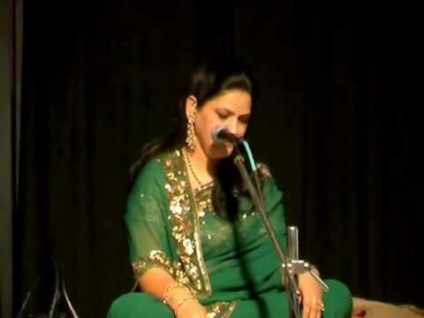 Tere Ishq Ki Intaha : 'Allama' Iqbal : Dr. Radhika Chopra : Mo Verjee Archives® .mov