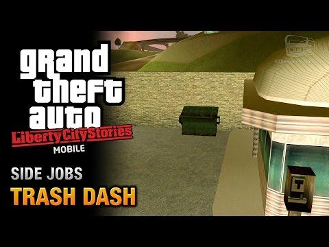 GTA Liberty City Stories Mobile - Trash Dash