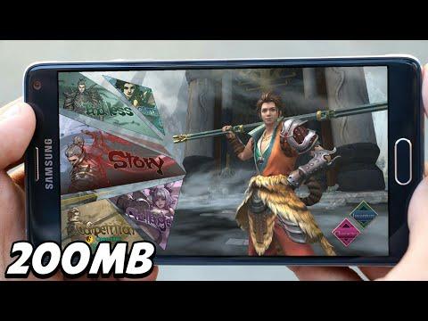 Game RPG Offline Terbaik Di Tahun 2018 - Shoul Blade Android - 동영상