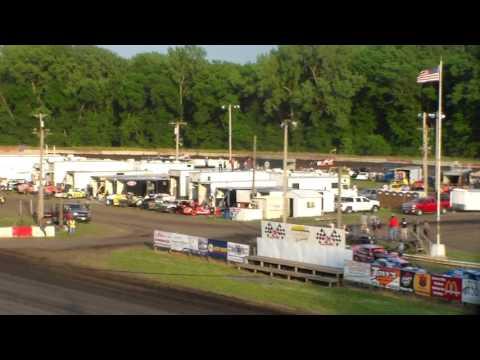 Sport Mod Heat 1 @ Hamilton County Speedway 06/10/17