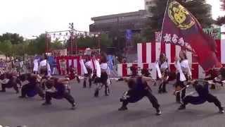 襲雷舞踊団.