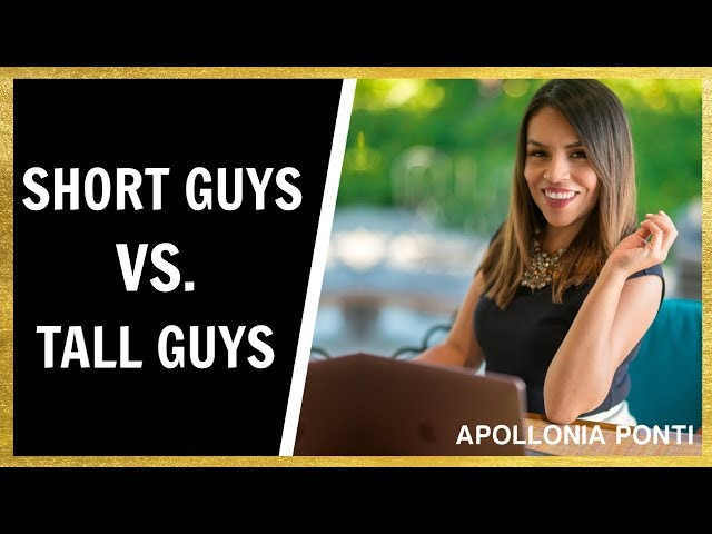 Short Guys Vs.Tall Guys   The REAL Truth About This Myth!!