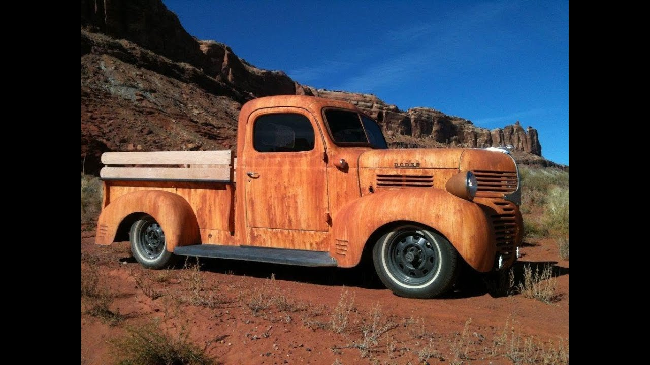 1945-Dodge-Pickup-Custom-Paint / Car For Sale - Specialcarsberlin ...