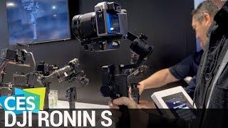 CES 2018 : DJI Ronin S