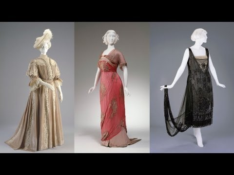 The Fashion Styles of Downton Abbey | Showcase with Barbara Kellar