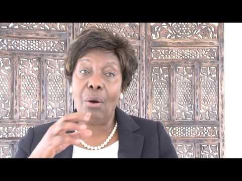 Charity Ngilu, Former minister of Lands in Kenya