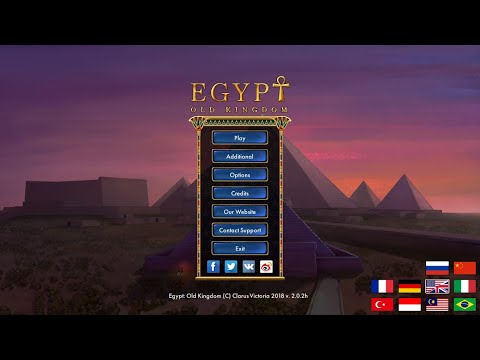 Egypt: Old Kingdom - Part 1: Age of the Pyramids