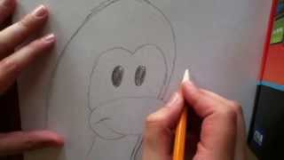 How To Draw Club Penguin (Face Details Of A Penguin: Sketch Time With Mr. Meow)