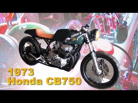 Clymer Manuals Honda CB750 SOHC Custom Motorcycle Cafe Racer Video Shop Service Manual
