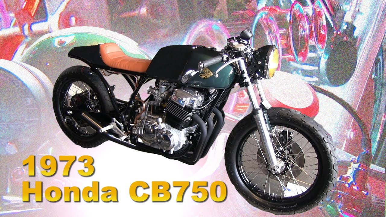 clymer manuals honda cb750 sohc custom motorcycle cafe racer video shop service manual [ 1280 x 720 Pixel ]