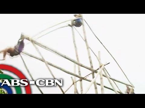 Ilocos Sur's bamboo Ferris Wheel