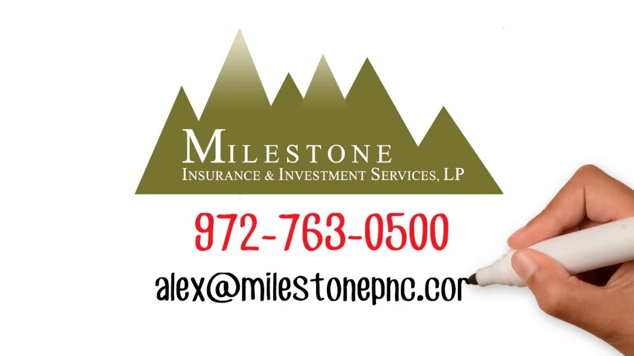05129ebc2c7 Milestone Insurance and Investment Services For North Texas