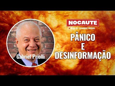 GREVE NOS TRANSPORTES DETONA BOMBA DE DESINFORMAÇÃO E PÂNICO