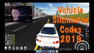 Roblox Vehicle Simulator - Vid 3 (2019 Codes, Test Driving & Making Money)