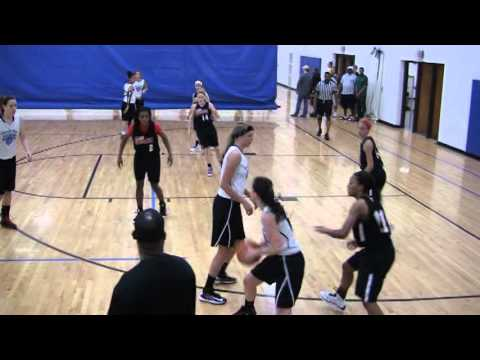 SMAC-Puryear vs Ohio Lady Hoopsters