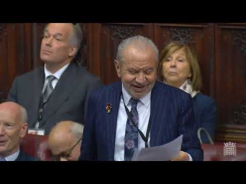 Lord Sugar calls for second Brexit referendum