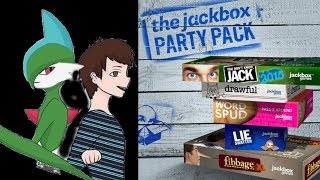 Jackbox TV Games of All Kinds Come on Down!
