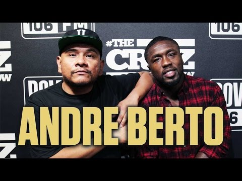 Andre Berto Speaks On Taking Down Victor Ortiz