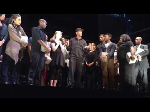 Denzel Washington Discussing Dreams & Goals.....Claim it!!
