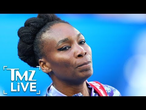 Venus Williams Sued After Fatal Accident | TMZ Live