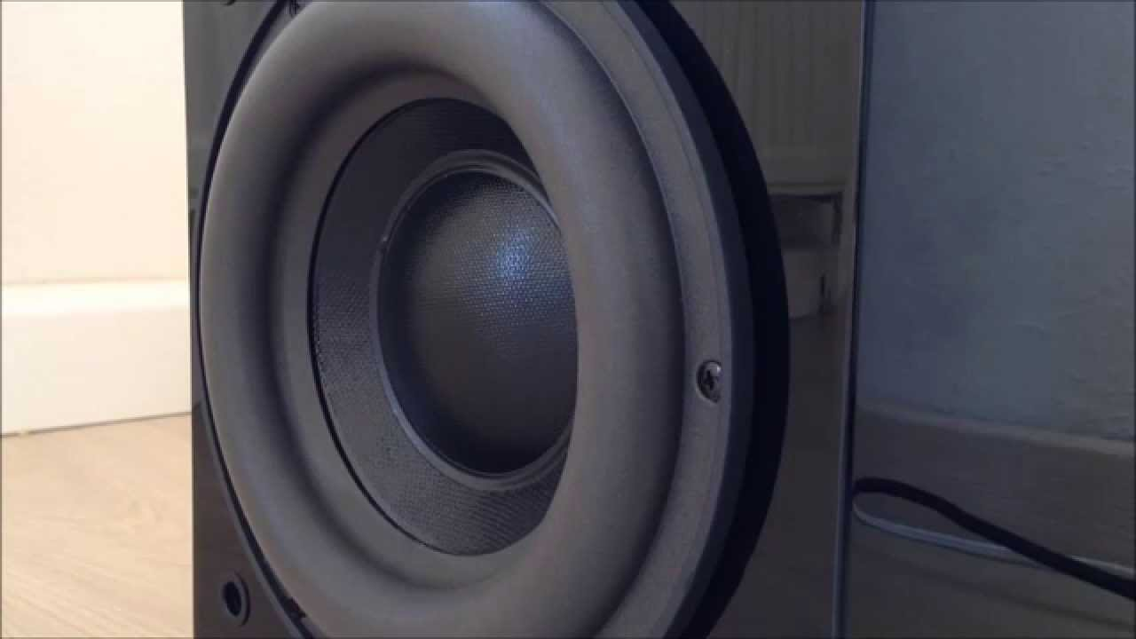 one of the best subwoofer of the world ever !!!- test sunfire
