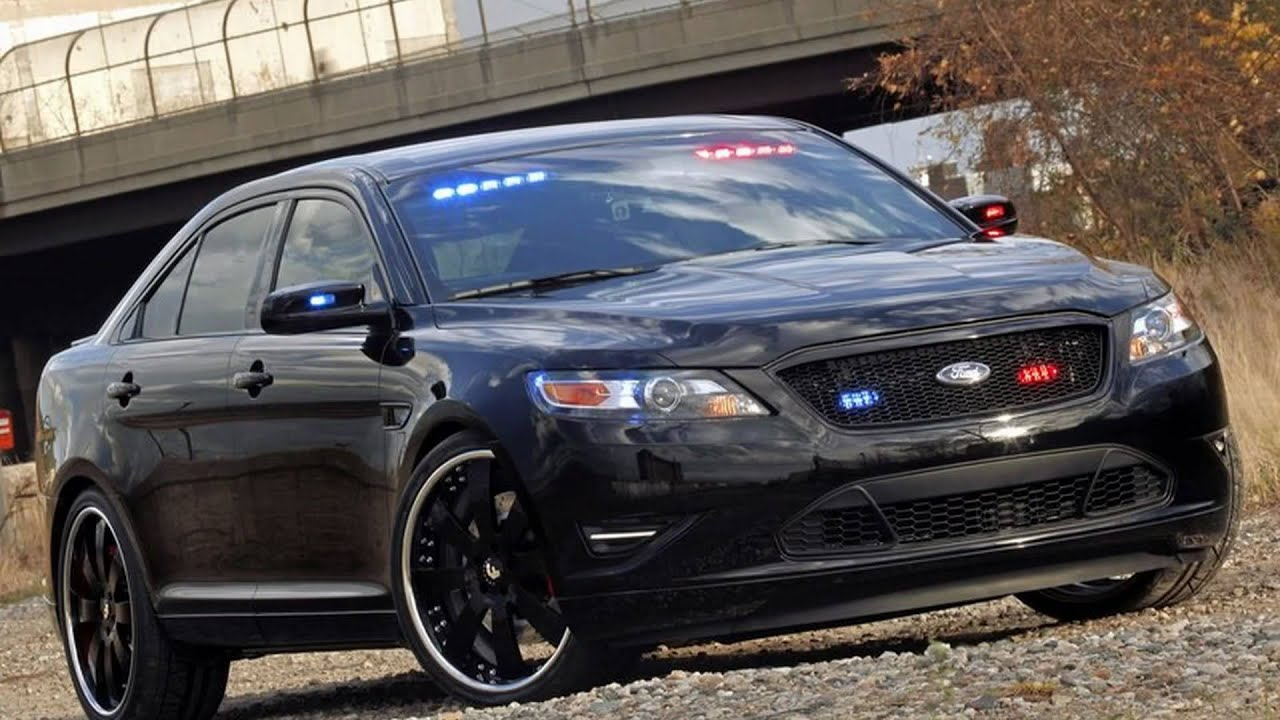 2010 Ford Stealth Police Interceptor Concept - YouTube
