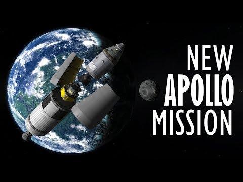 Complete Apollo Mission (Making History) - KSP
