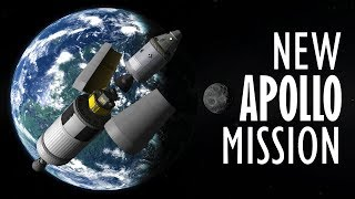 Complete Apollo Mission (Making History) - KSP