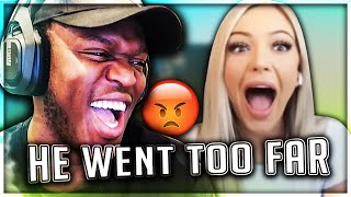 KSI Made A Video With My Ex Girlfriend...