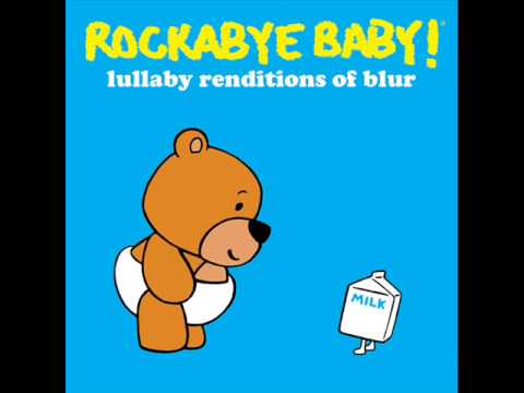 Girls & Boys - Lullaby Renditions of Blur - Rockabye Baby! mp3