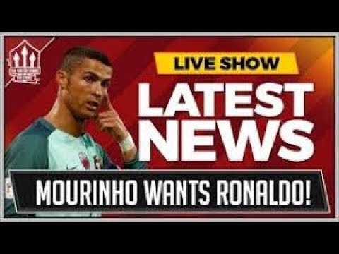 Cristiano Ronaldo Latest: Agent held talks with PSG, Man Utd cannot compete