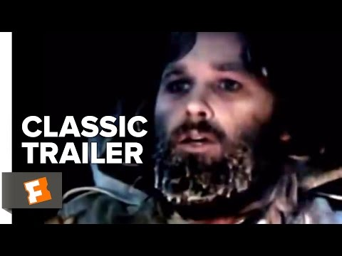 The Thing Official Trailer #1 - Keith David Movie (1982) HD