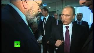01 09 14 В Путин объясняет напористому журналисту BBC суть трагедии Украины! Украина новости сегодня