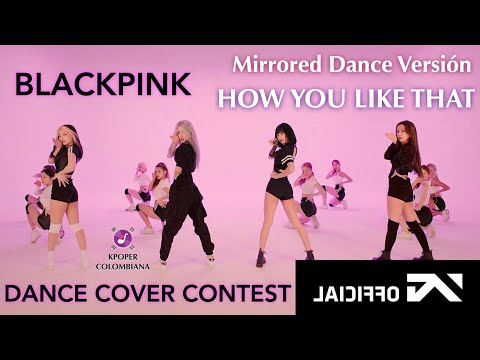 BLACKPINK 'How You Like That' DANCE PERFORMANCE VIDEO [DANCE MIRRORED]