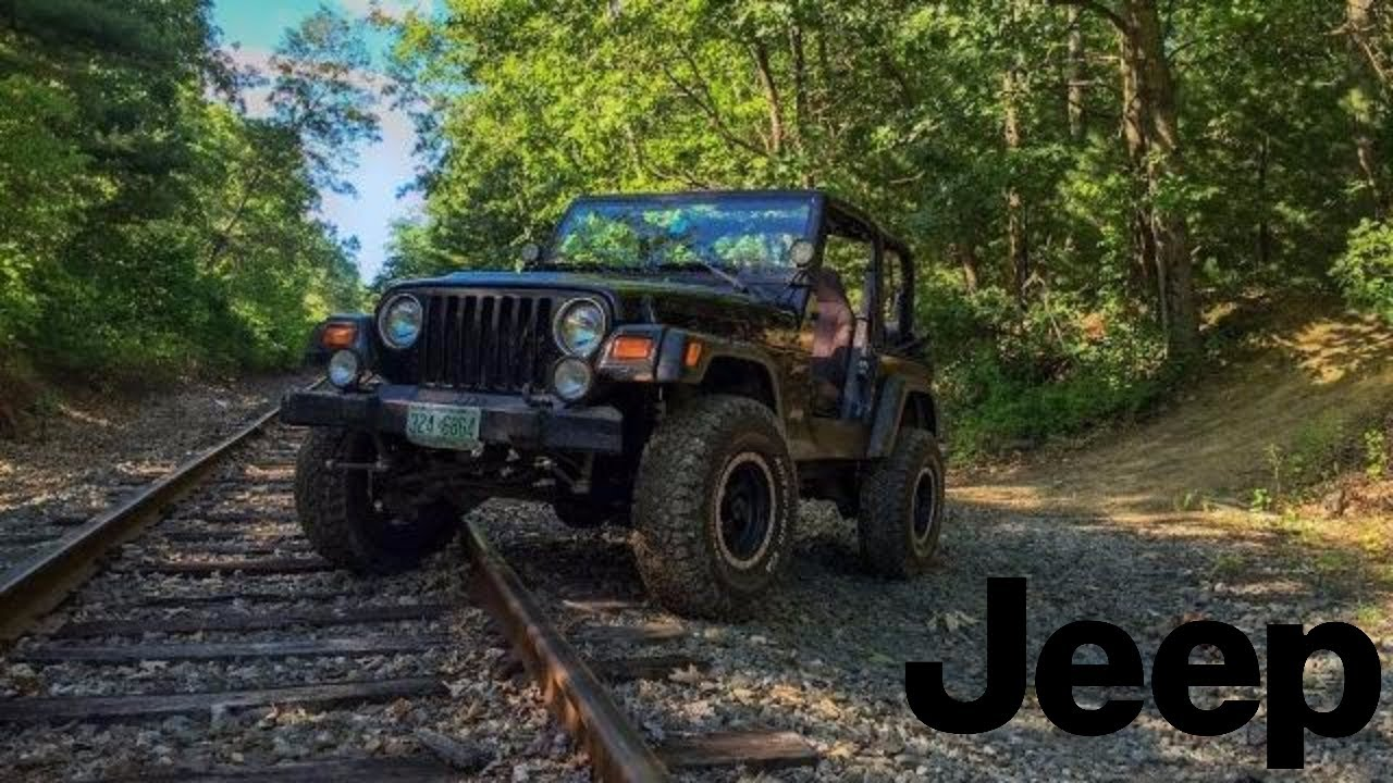 Jeep Wrangler Zone Off Road Lift Kit Review Youtube