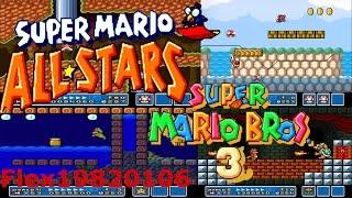 Super Mario Bros 3 Walkthrough Part 1