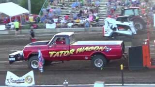 Pro Stock 4x4, Warrensburg MO Outlaws 2017