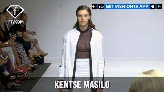 South Africa Fashion Week Fall/Winter 2018 - Kentse Masilo | FashionTV