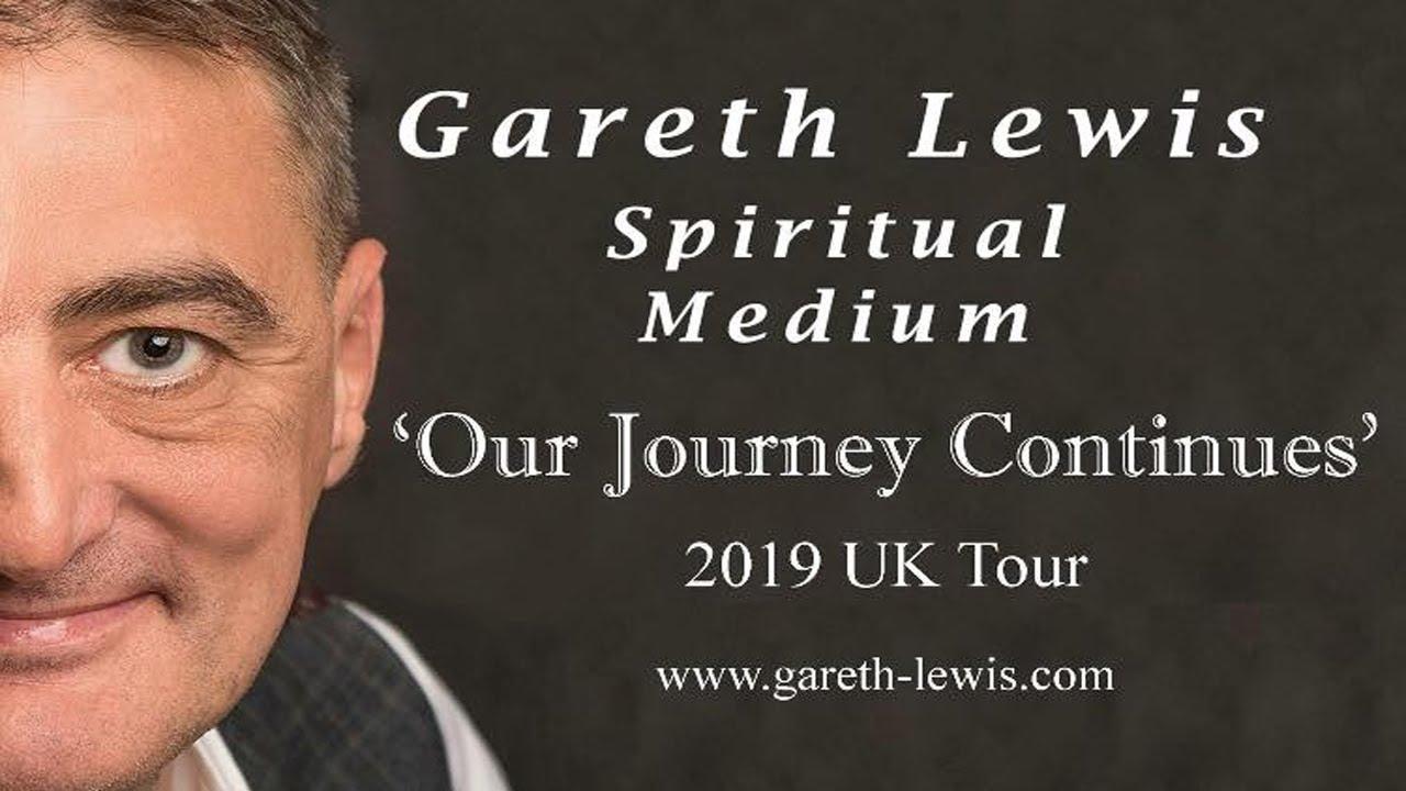Gareth Lewis Psychic Medium - Workington Theatre Royal
