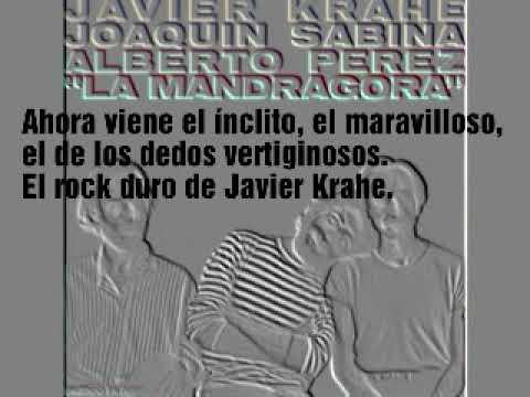 El cromosoma - Javier Krahe (letra).