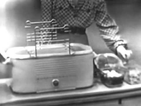 Westinghouse Electric Roaster Commercial   Cooking   Vintage Advertising    YouTube
