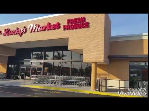 Lucky's Market Naples Florida Mini Tour - YouTube
