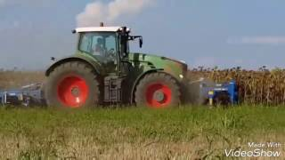Fendt 936 and Dal-Bo AS
