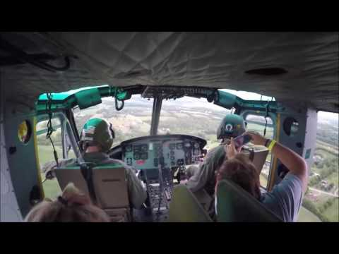 2016 07-09 IASAR 1968 UH-1 Huey KMWO Veterans Flights