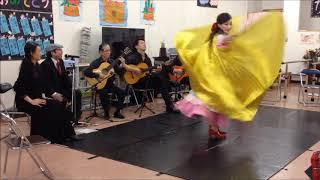 「成人の日」この日、JR金町のディサービス施設でボランティアライブを...