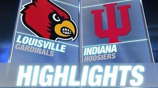 Louisville vs Indiana | 2014-15 ACC Men