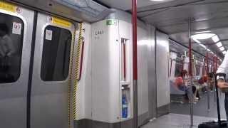 (限速新景態) 港鐵 TKL 2A代M-Train C461 將軍澳至康城一台 (行車影片) *充氣門框車